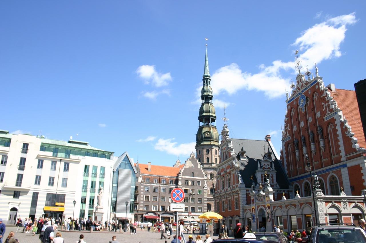 ラトビアの都市の一覧