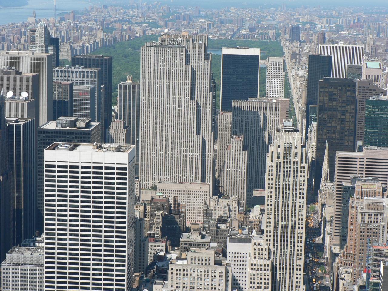 ニューヨークのアールデコ建築(7) ロックフェラー・センター