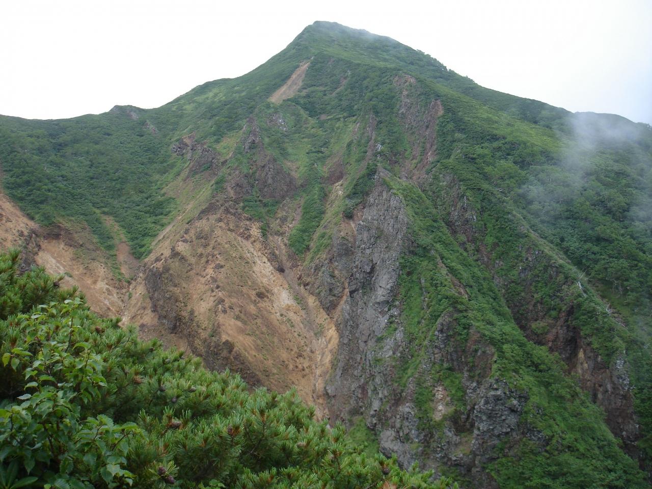 赤岳への道』清里・八ヶ岳(山梨...