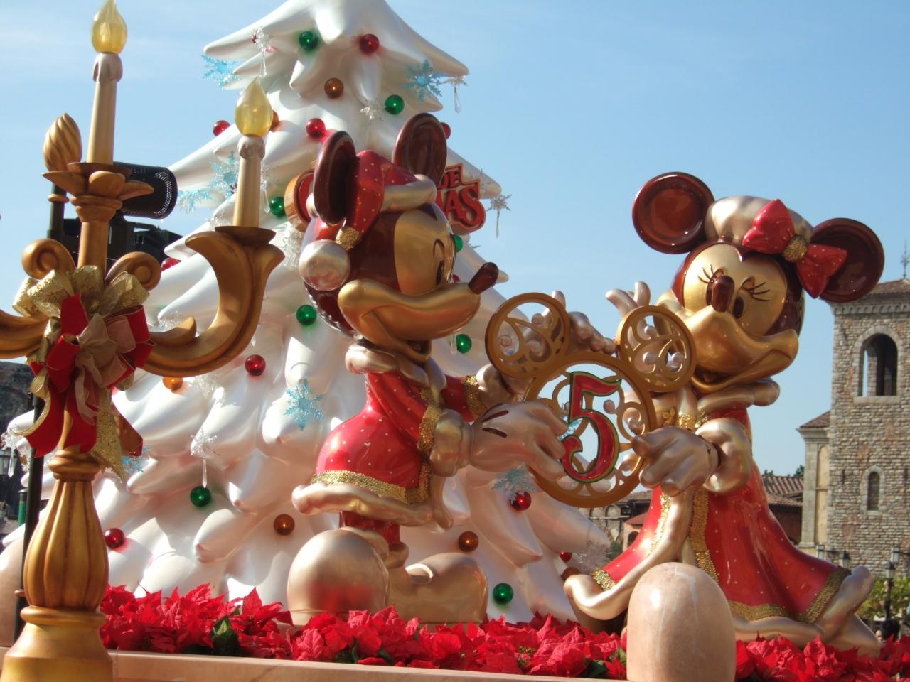 クリスマスイベント 東京ディズニーシー?』東京ディズニーリゾート(千葉