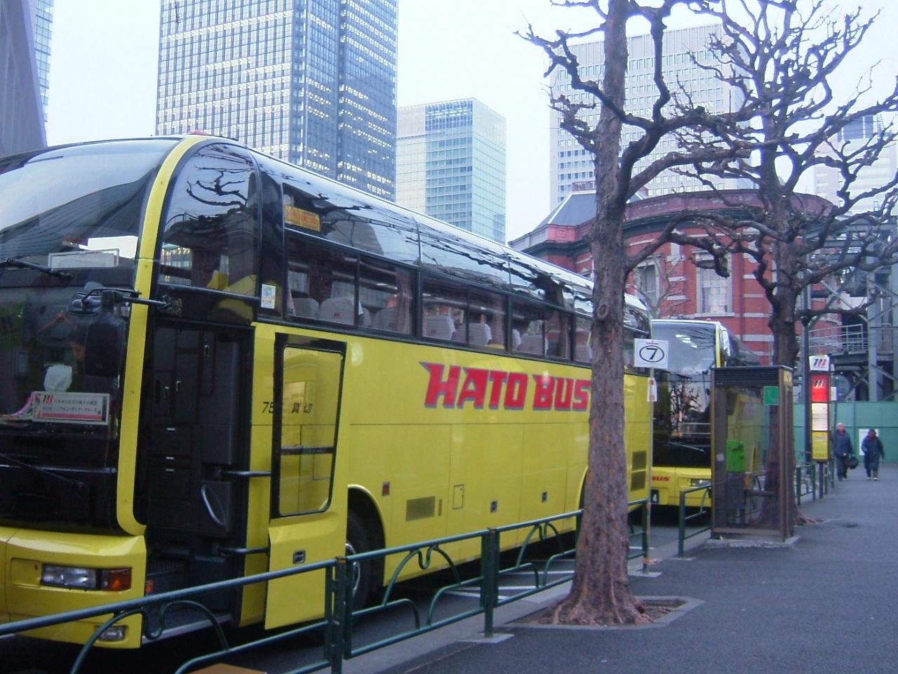 バス ツアー と は