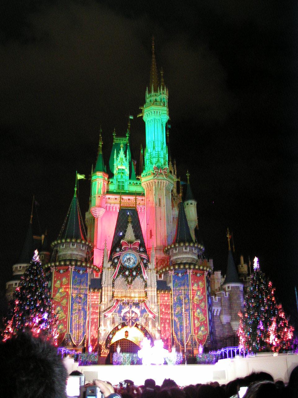 東京ディズニーリゾート@tdl(クリスマス)』東京ディズニーリゾート