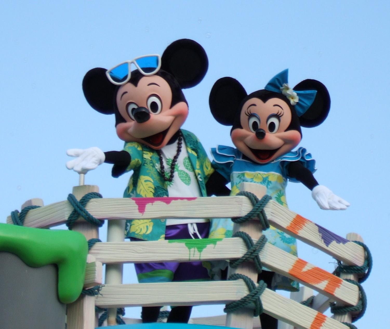 ディズニー2泊3日の旅~2日目 ディズニーランド』東京ディズニーリゾート