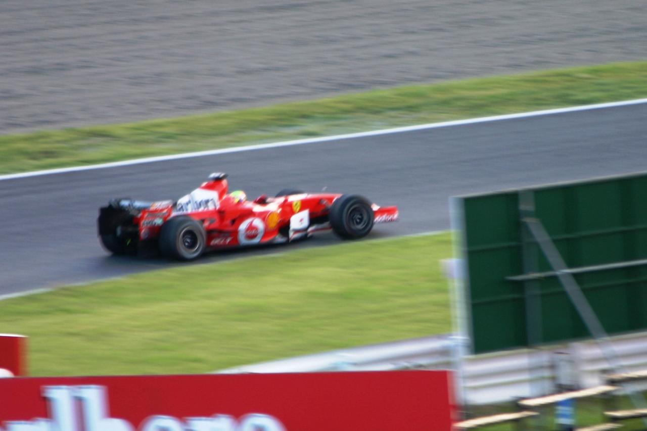 F1日本グランプリ−2006− 最後の...