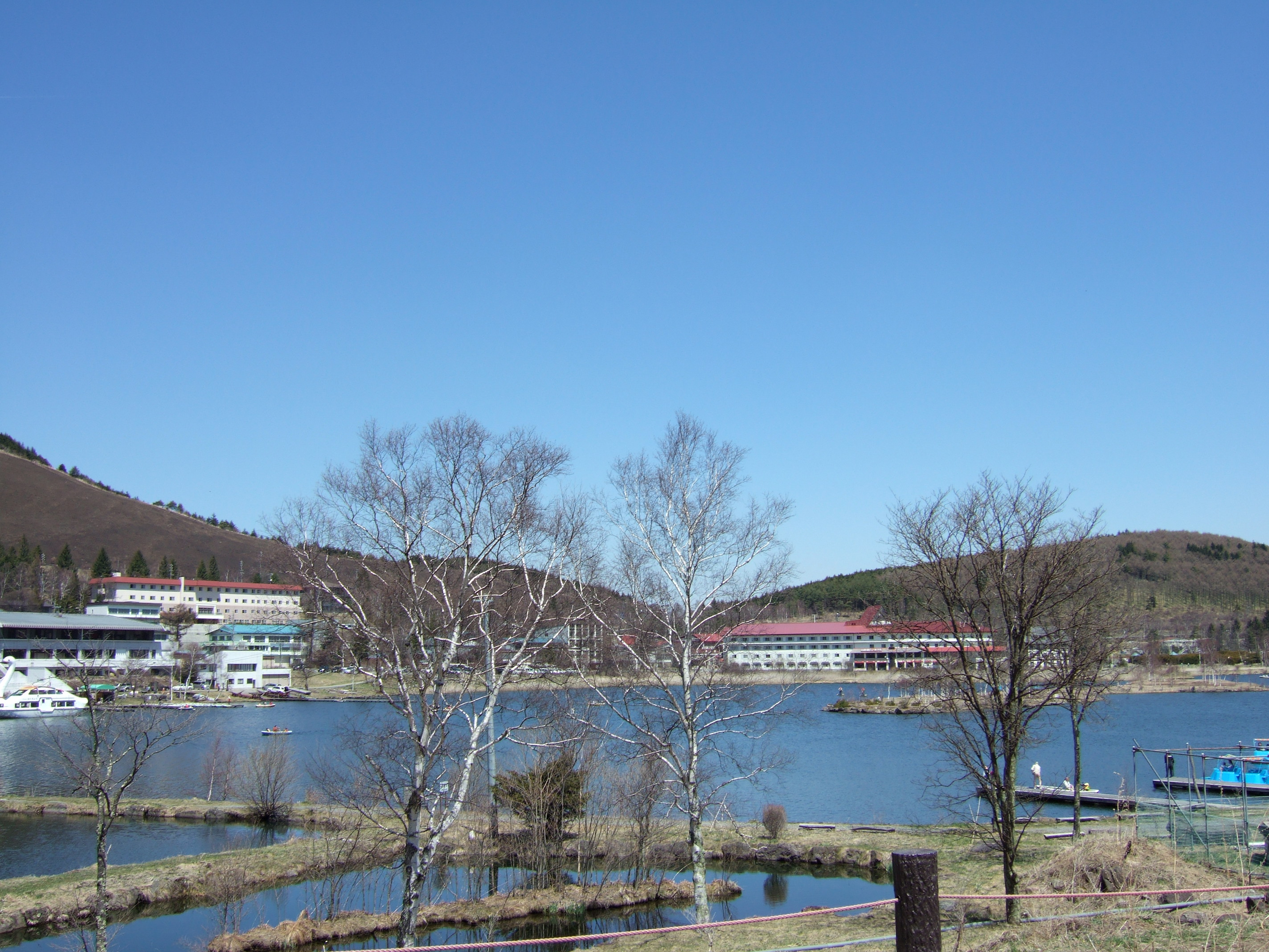 白樺湖の美味しい空気でリフレッシュ 最終日編 白樺湖 蓼科