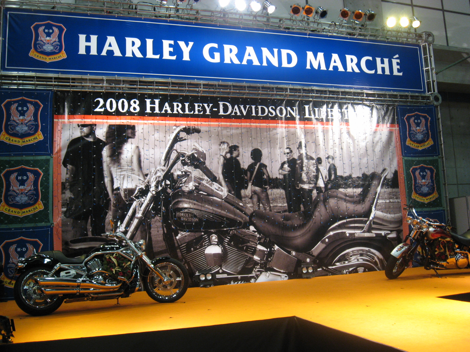 Harley Grand Marche