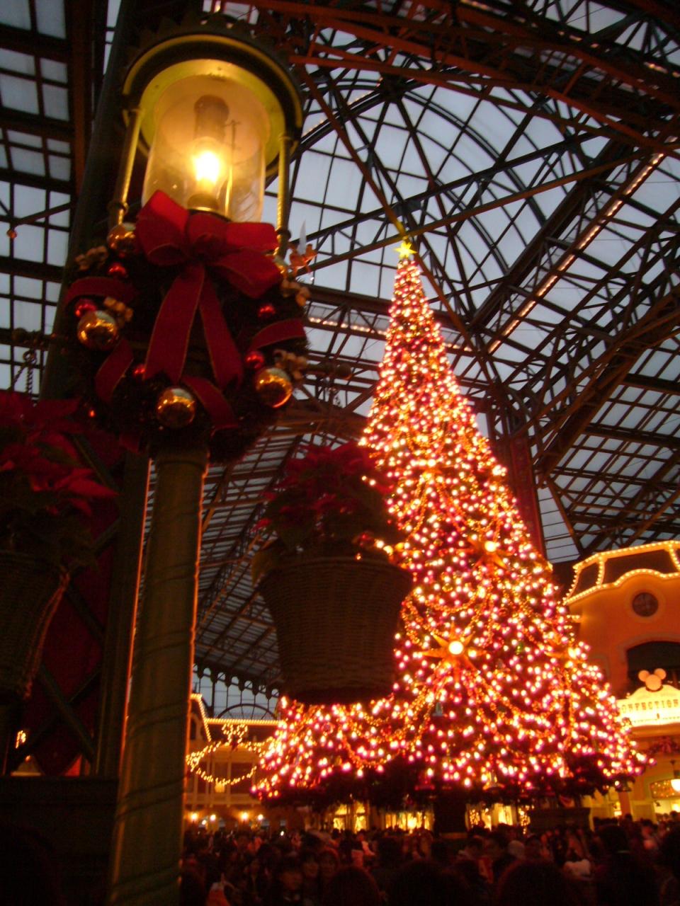 2007☆ディズニー・クリスマス☆』東京ディズニーリゾート(千葉県)の旅行