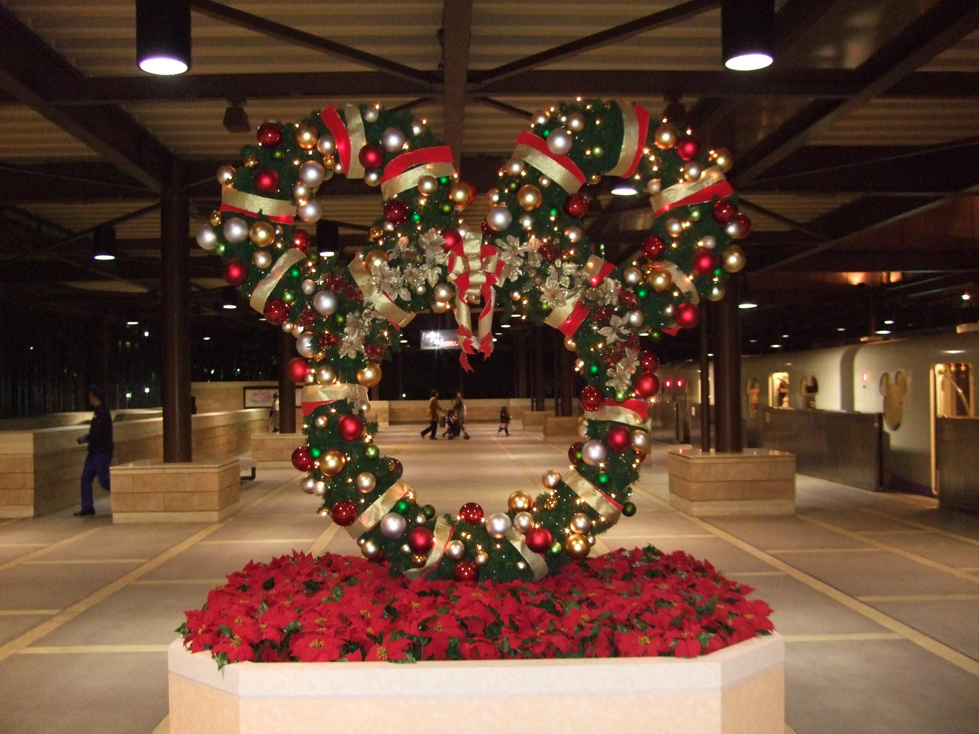 2007クリスマス ディズニーシーへ』東京ディズニーリゾート(千葉県)の