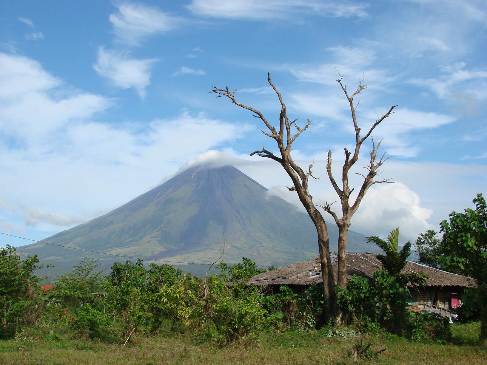 Legaspi Mt,Mayon』ルソン島(フ...