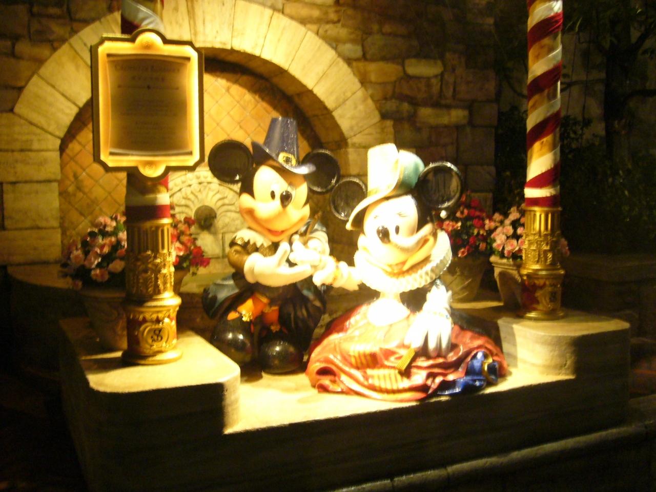 誕生日に雪のディズニーシー』東京ディズニーリゾート(千葉県)の旅行記