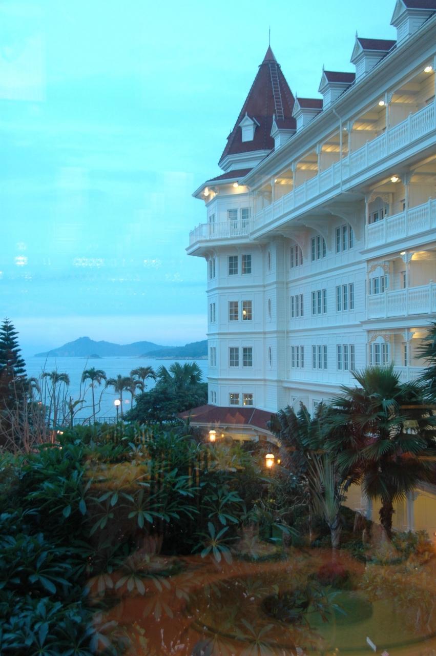 ディズニーランドホテルの休日』香港(香港)の旅行記・ブログ by 魔女