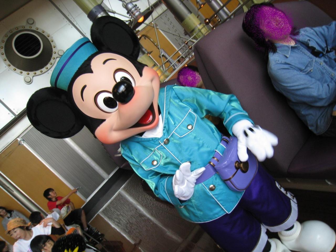 こっちゃん、ディズニーでお誕生日 ? ディズニーシー編』東京ディズニー