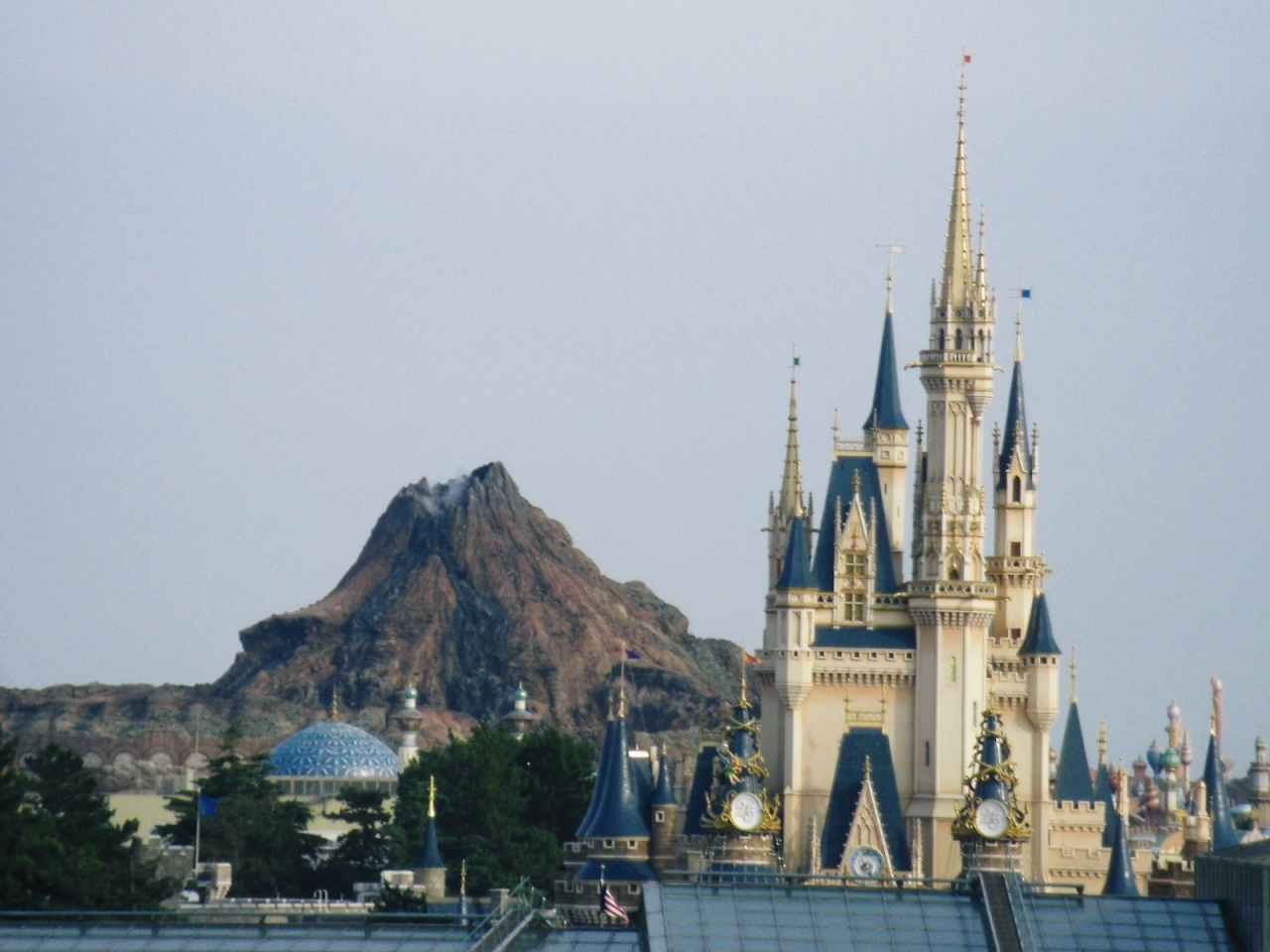 初めてのディズニーランドホテルへ(1)』東京ディズニーリゾート(千葉県