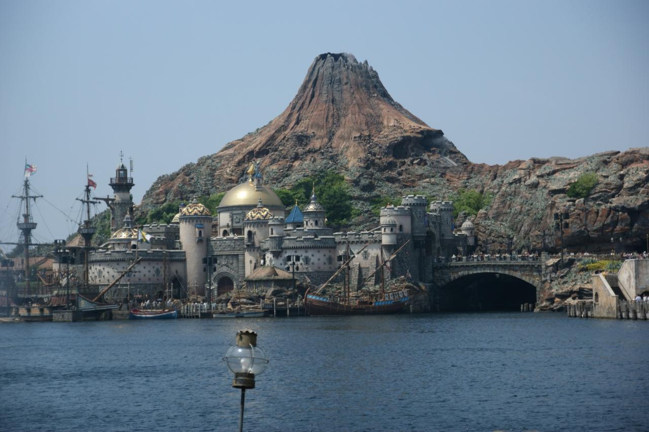 ディズニーランドホテルの下見?旅行』東京ディズニーリゾート(千葉県