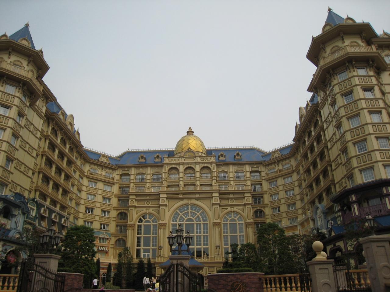 ディズニーランドホテルに宿泊!』東京ディズニーリゾート(千葉県)の旅行
