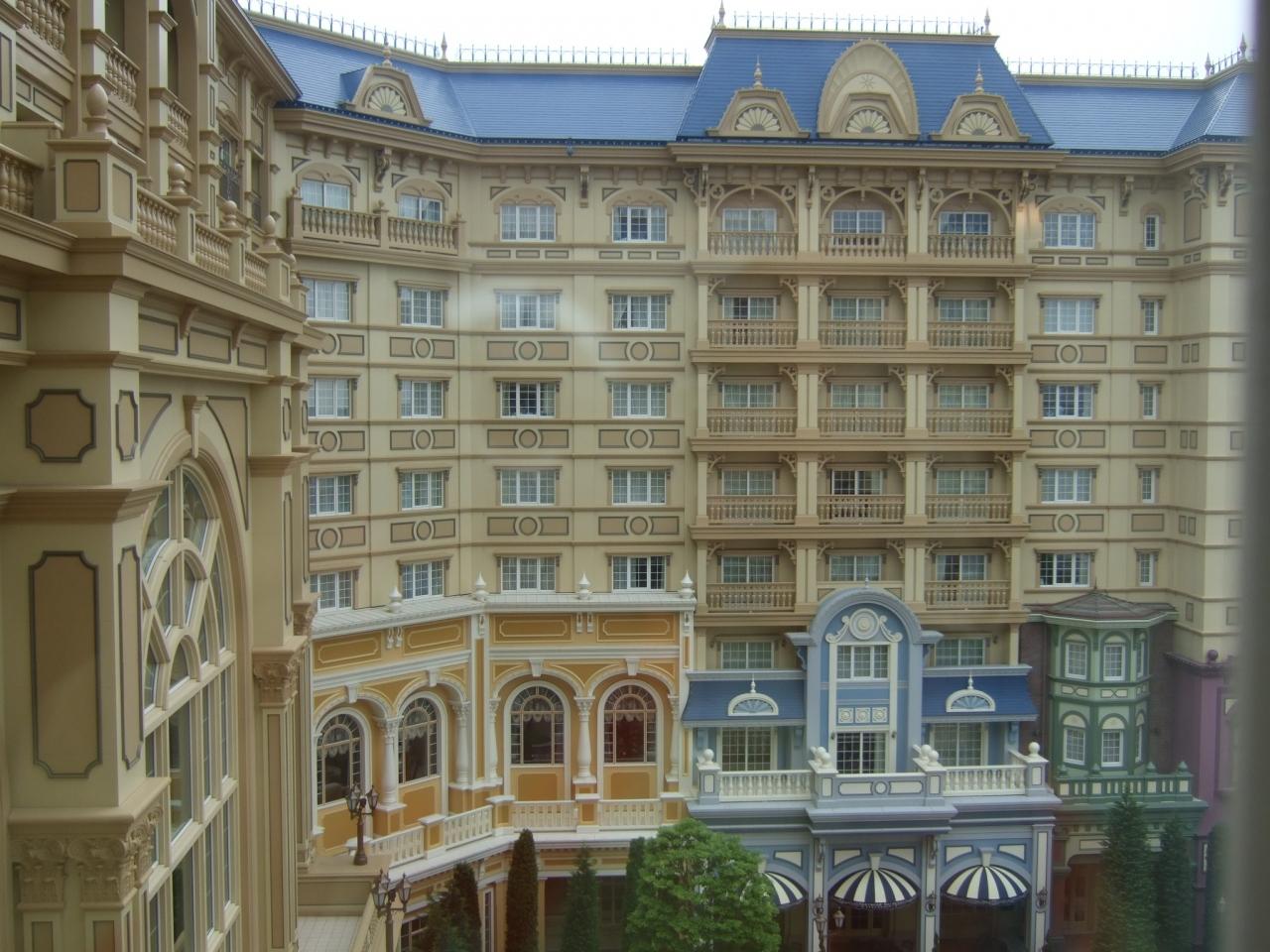 東京ディズニーランドホテル』東京ディズニーリゾート(千葉県)の旅行記