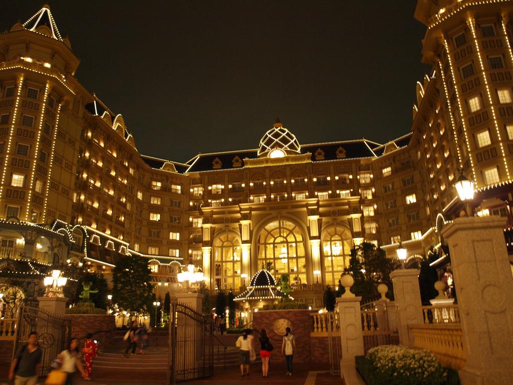 tdr25周年&東京ディズニーランドホテル』東京ディズニーリゾート(千葉県