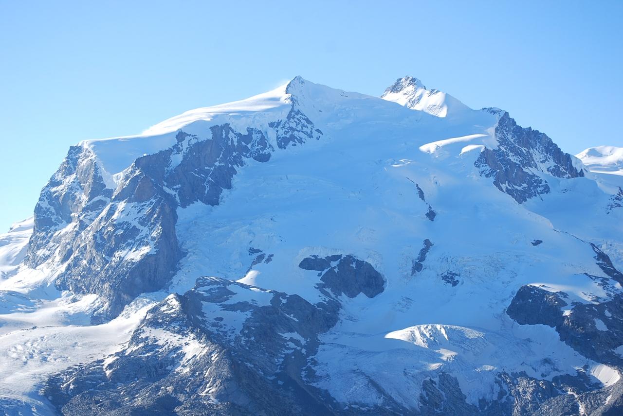 スイスの山々についての印象 PAR...