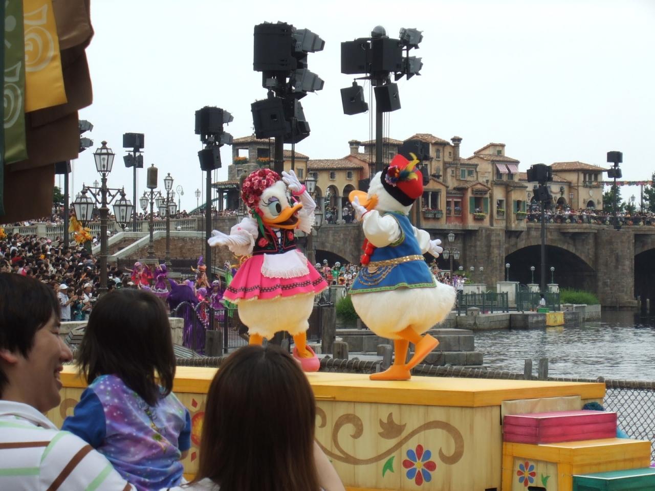 25周年の東京ディズニーリゾート?』東京ディズニーリゾート(千葉県