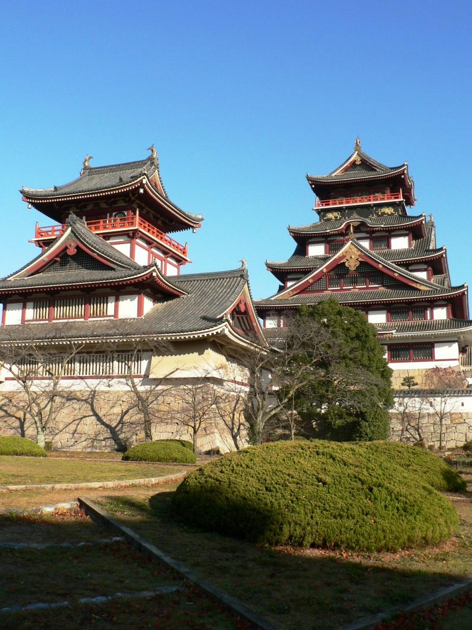 日本の旅 関西を歩く 京都、伏見...