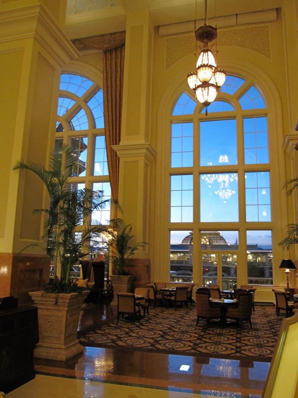 12.ディズニーランドホテル ドリーマーズラウンジで朝食』東京