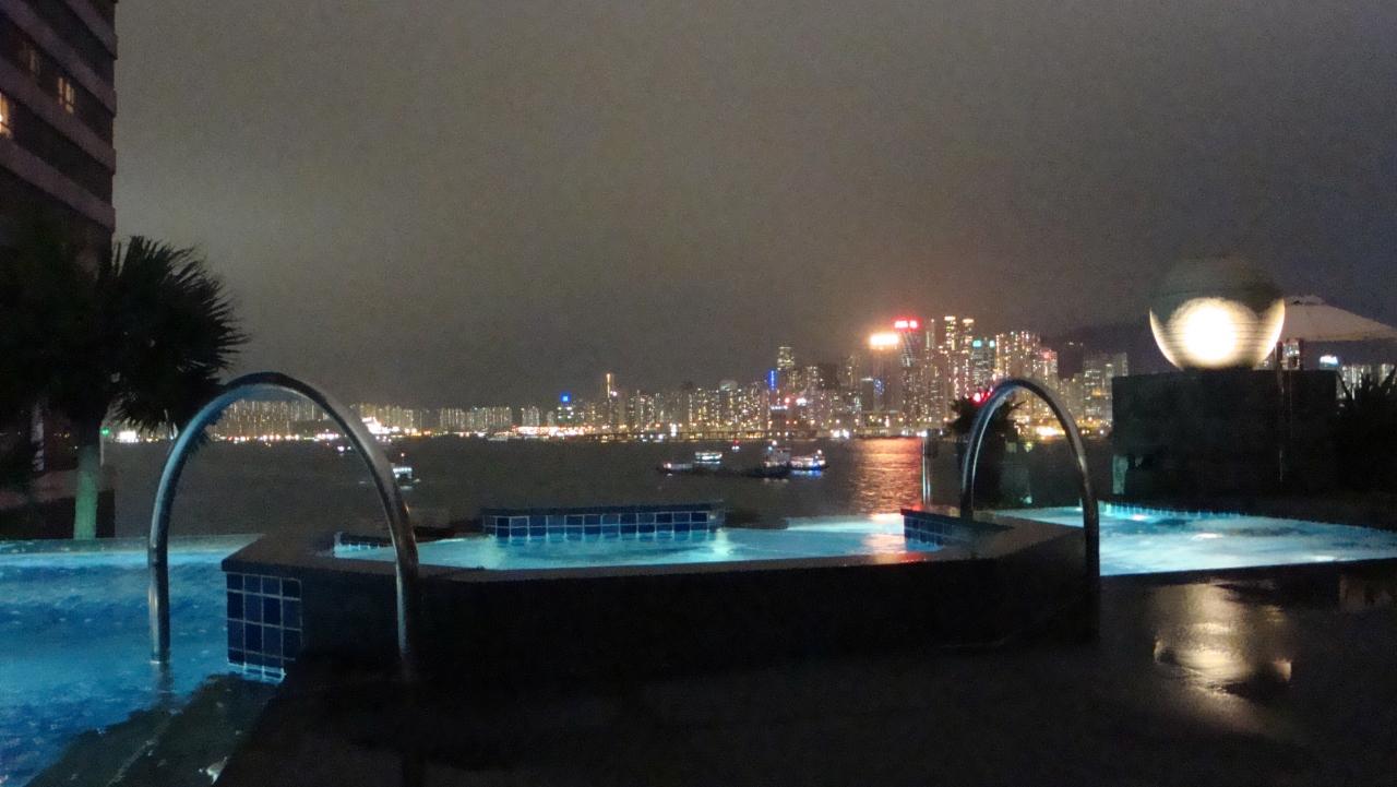 hong kong tour  高級ホテルのspaへ』香港(香港)の旅行記