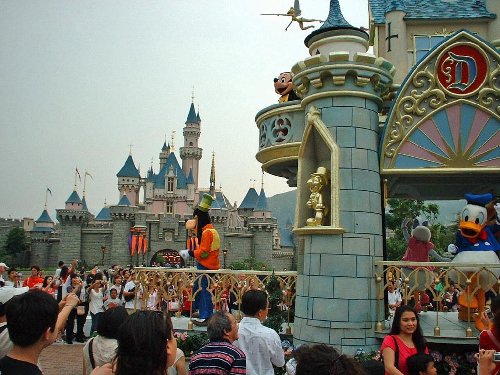 香港ディズニーとオクトパスカードの旅』香港(香港)の旅行記・ブログ