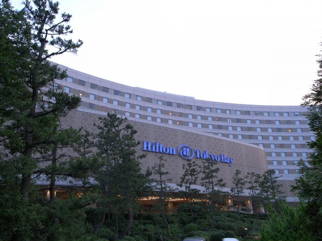 ヒルトン東京ベイで一泊』東京ディズニーリゾート(千葉県)の旅行記