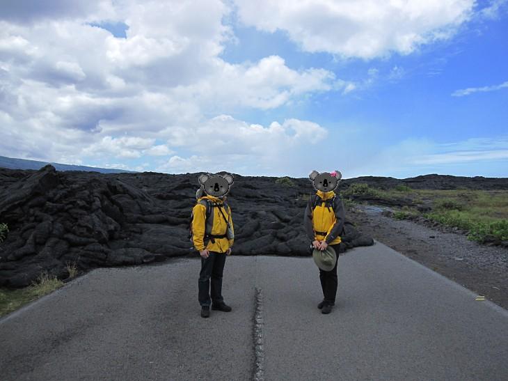 ハワイ島旅行 (5) キラウエア火...