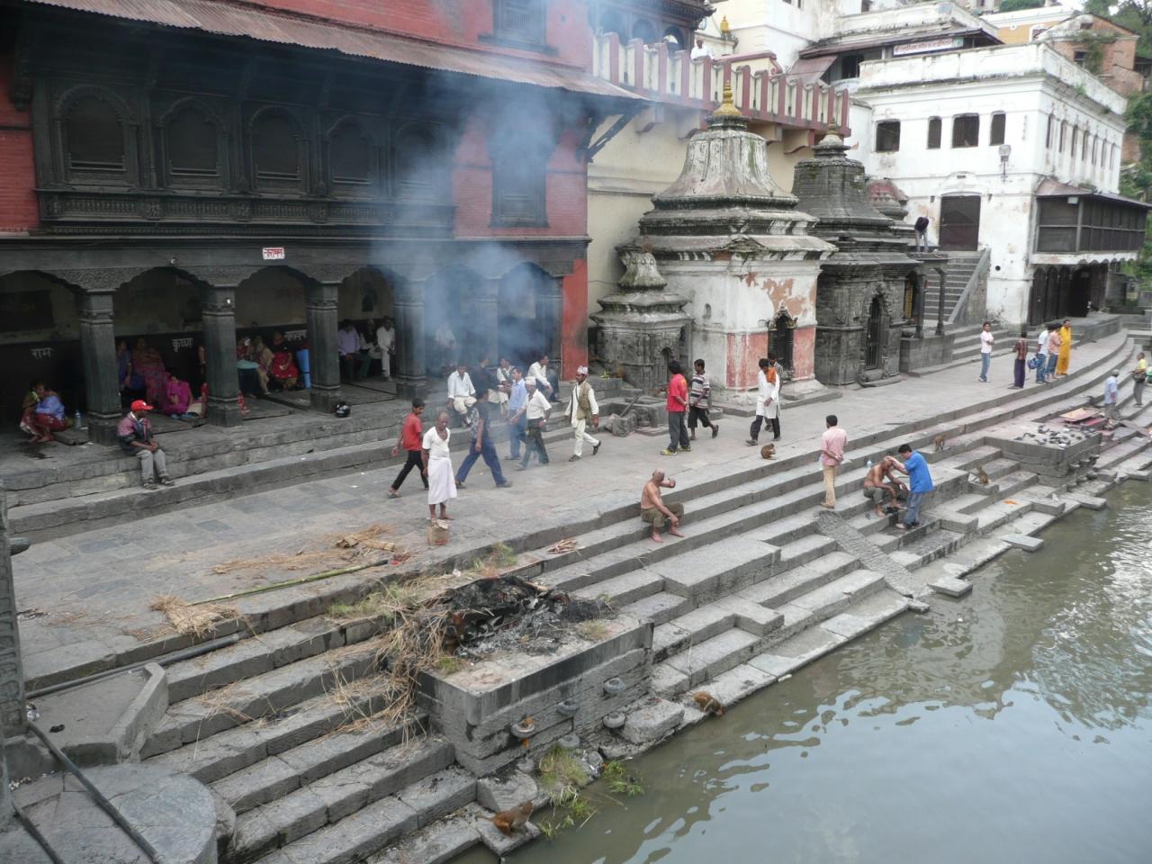 09年秋ネパールの旅~カトマンズ...