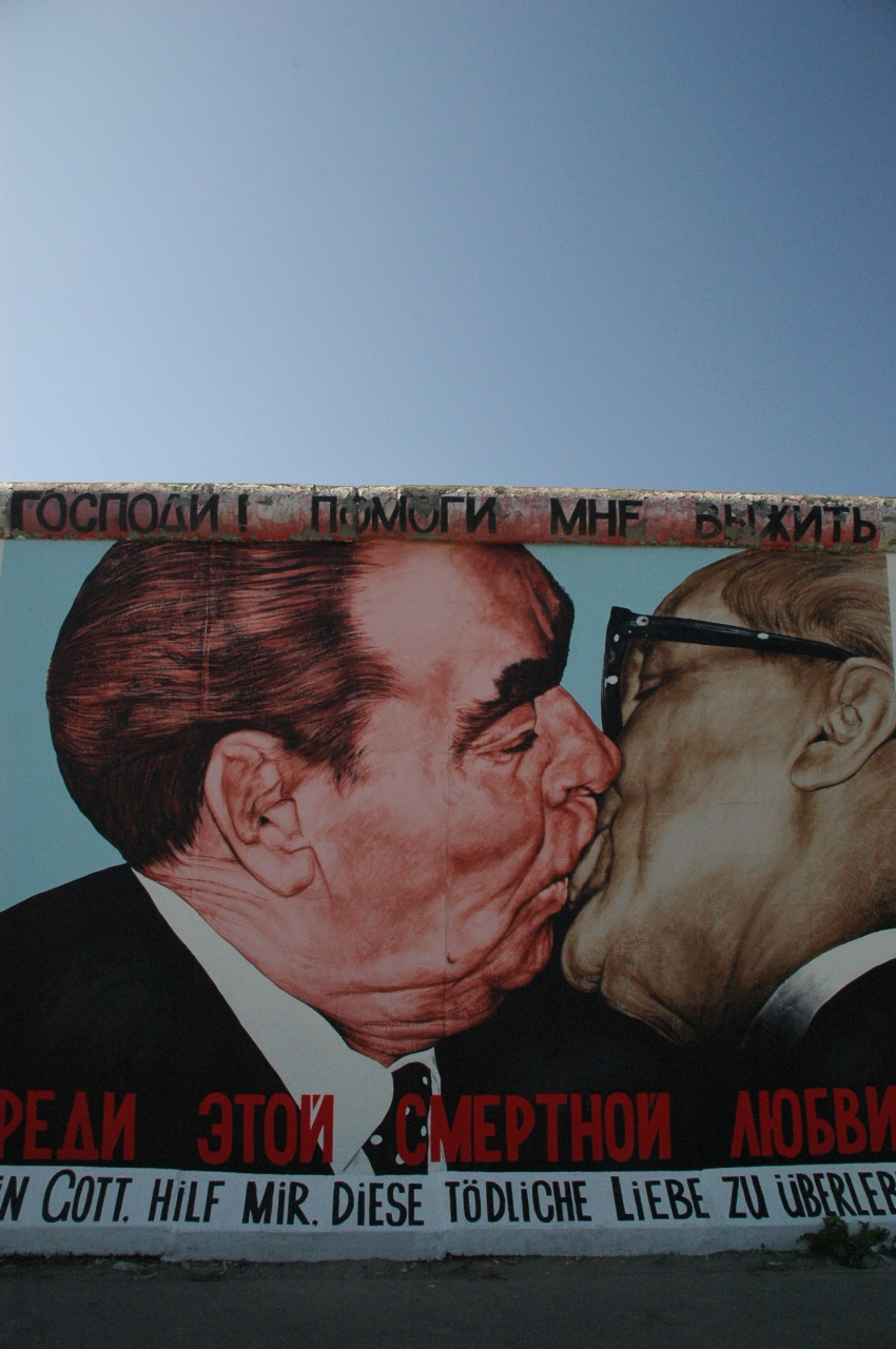 ベルリンベルリンの壁を見に行くの巻ベルリンドイツの旅行記