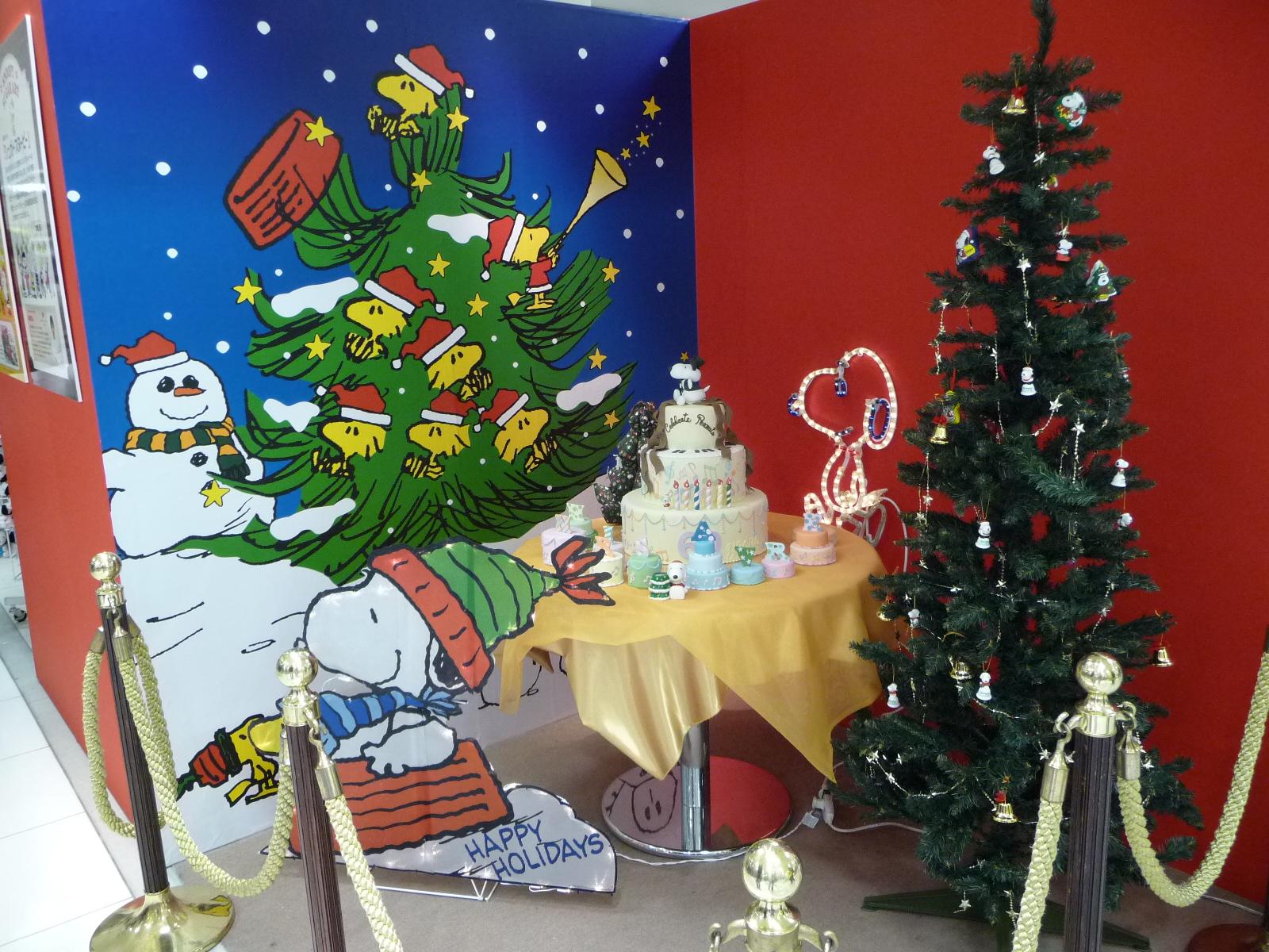 スヌーピー モノ フェスティバル2009 クリスマスバージョン 阪神