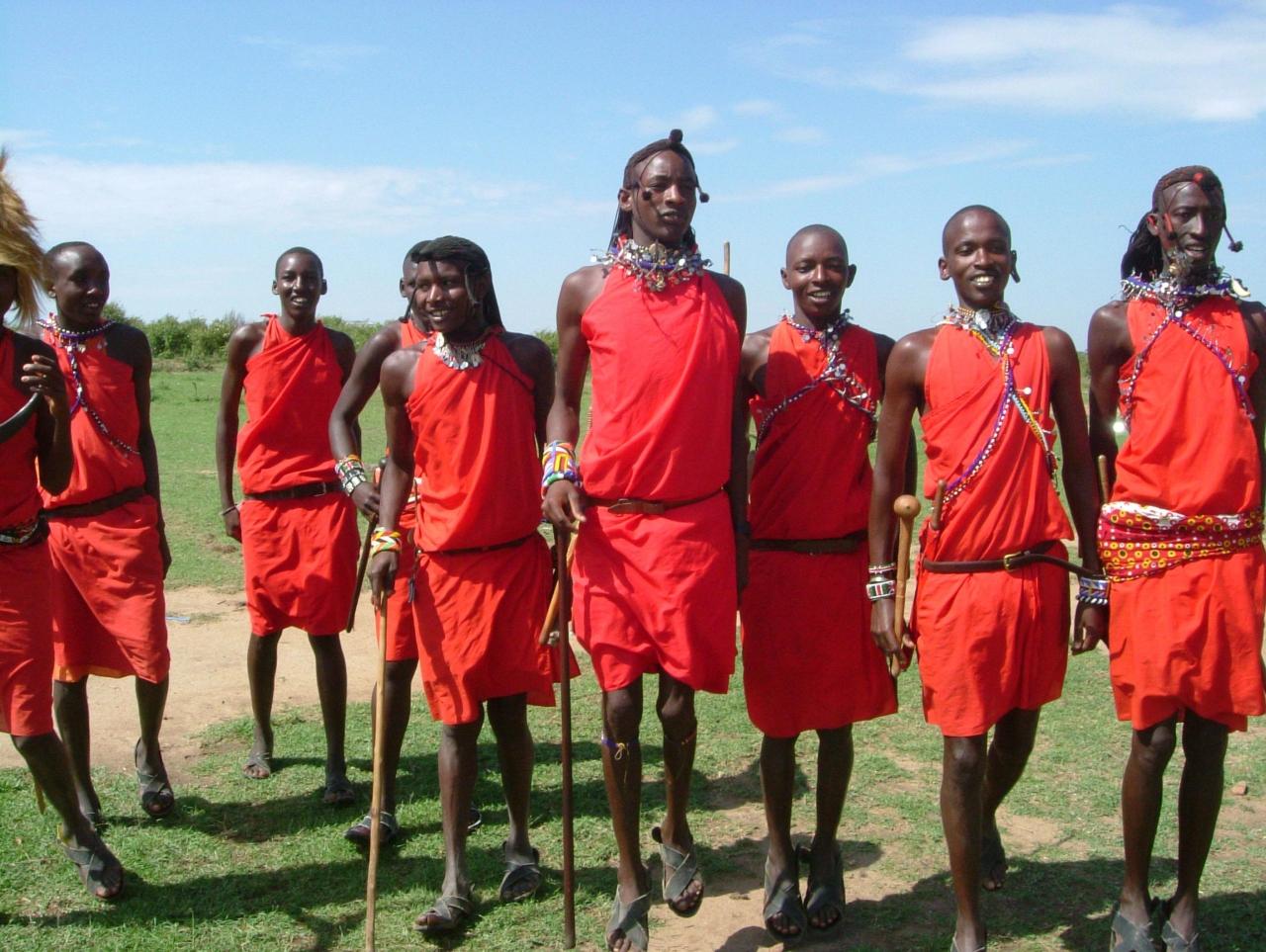Happy honeymoon! in ケニア』マサイマラ国立保護区周辺(ケニア)の旅行 ...