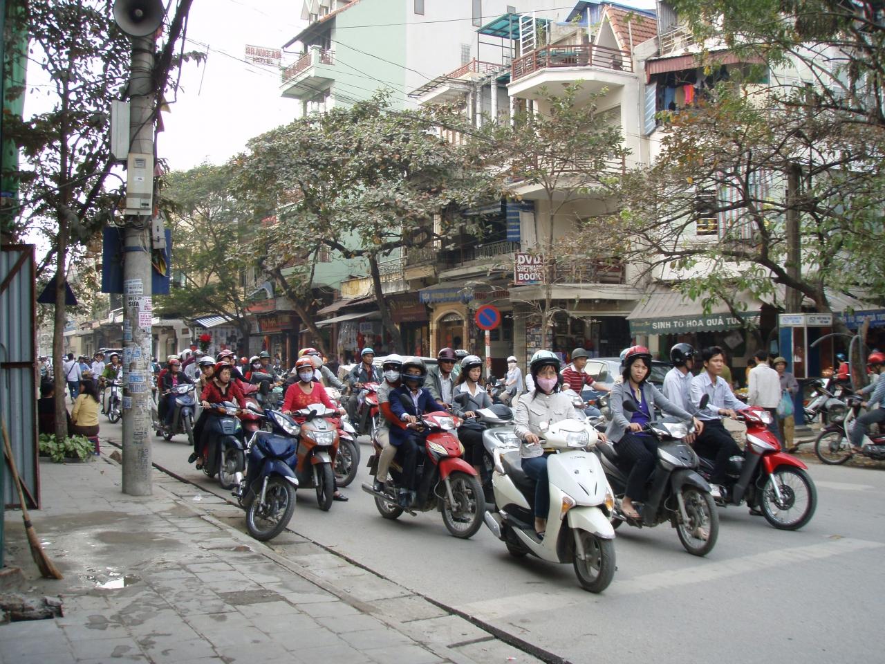 友達の住むベトナムハノイへ今年2回目の訪問です。\u003cbr /