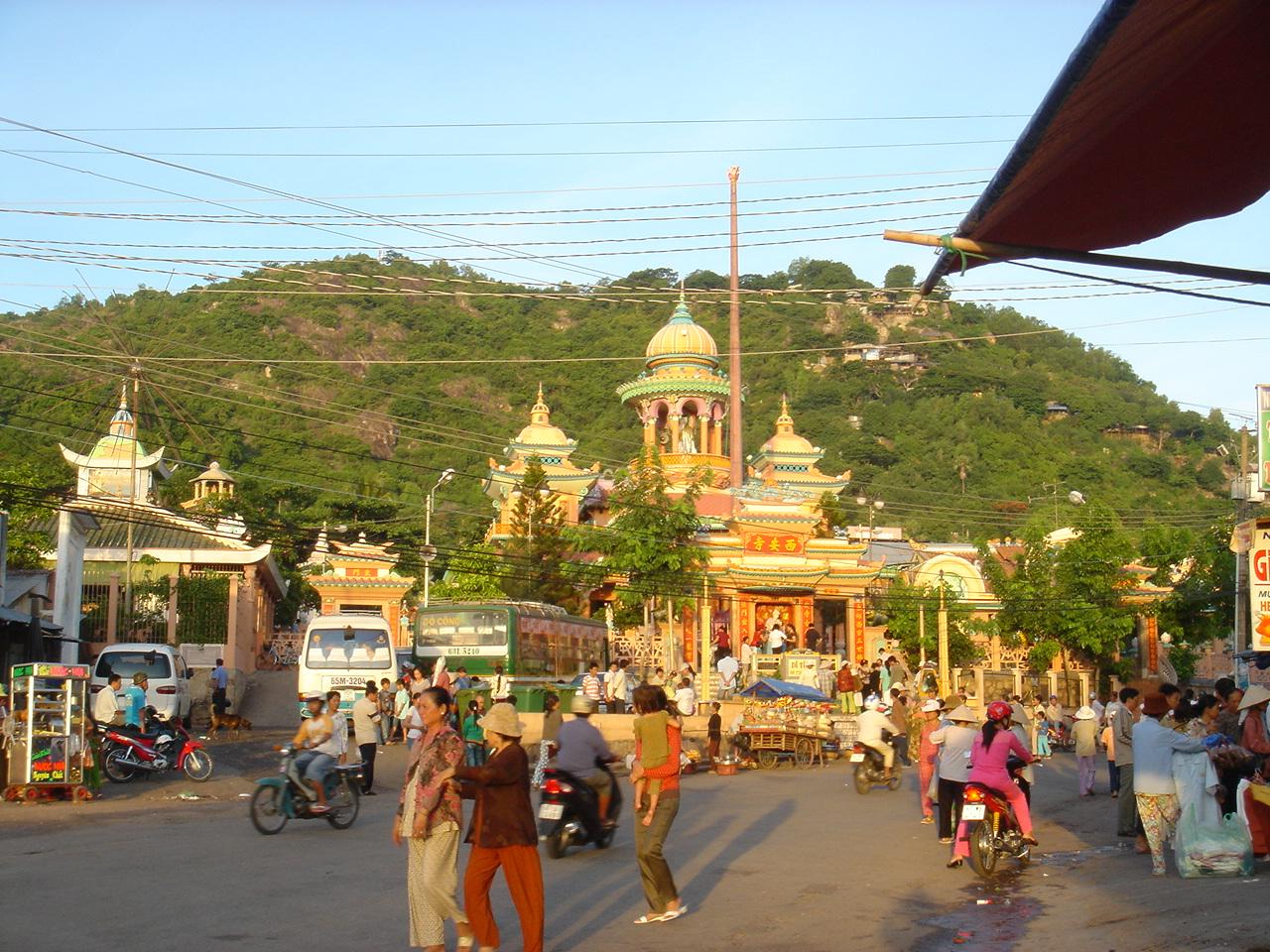 ベトナム2008 ⑤ チャウドック