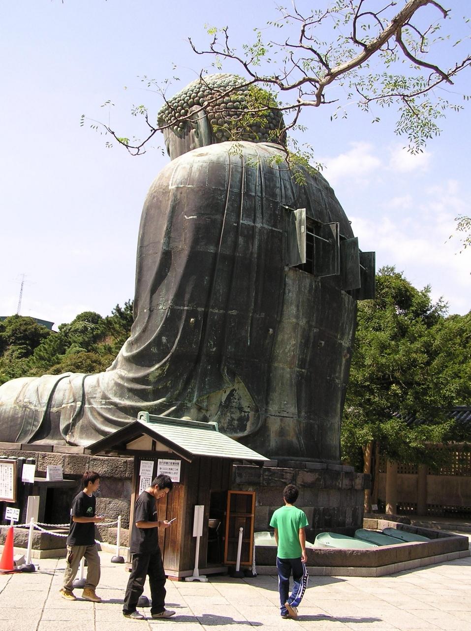 鎌倉大仏-2004年』鎌倉(神奈川...