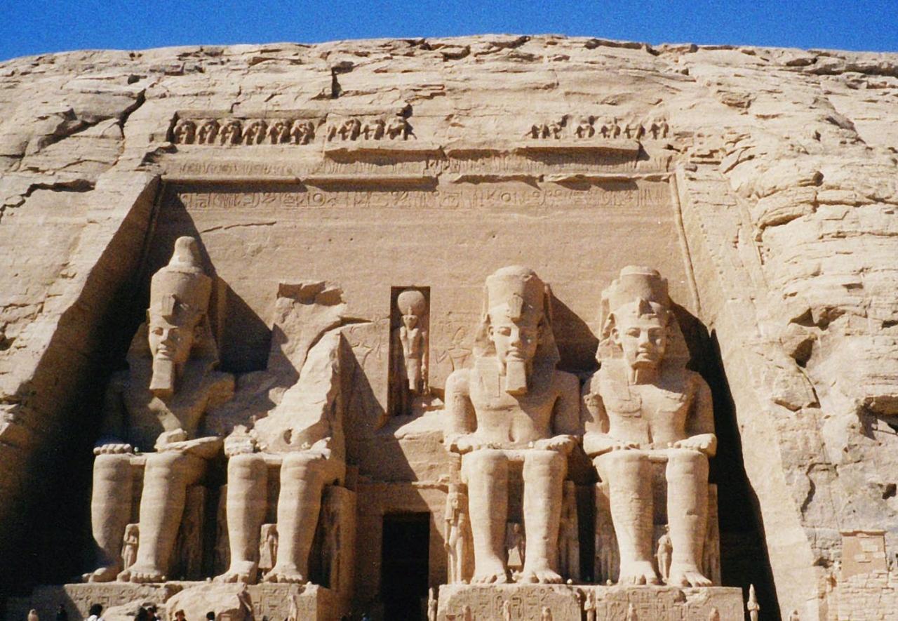 エジプト~古代のロマンと神秘のピラミッドを求めて~part2