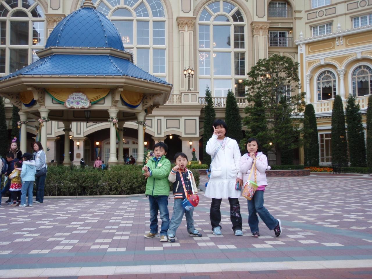 ディズニーランドホテルに泊ってきました。』東京ディズニーリゾート