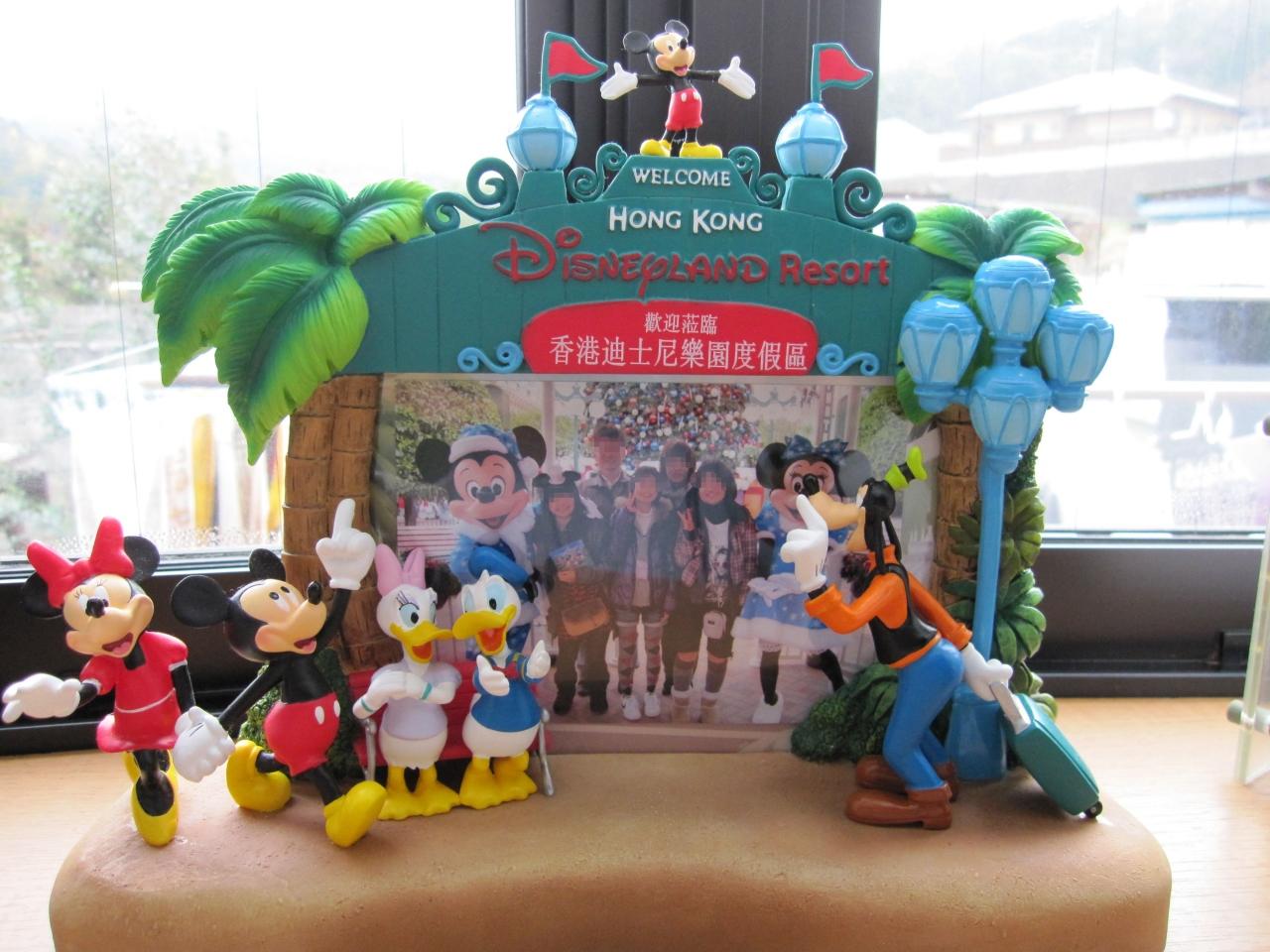 香港ディズニーランド クリスマス お土産』香港(香港)の旅行記・ブログ