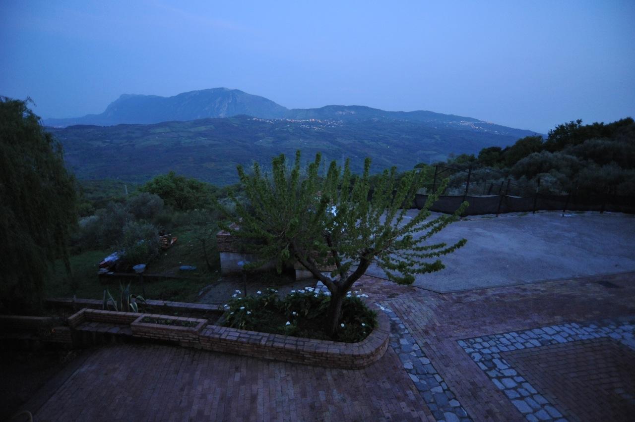 南イタリアアグリツーリズモの旅...