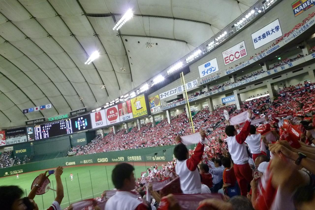 都市対抗野球観戦記(2010年)
