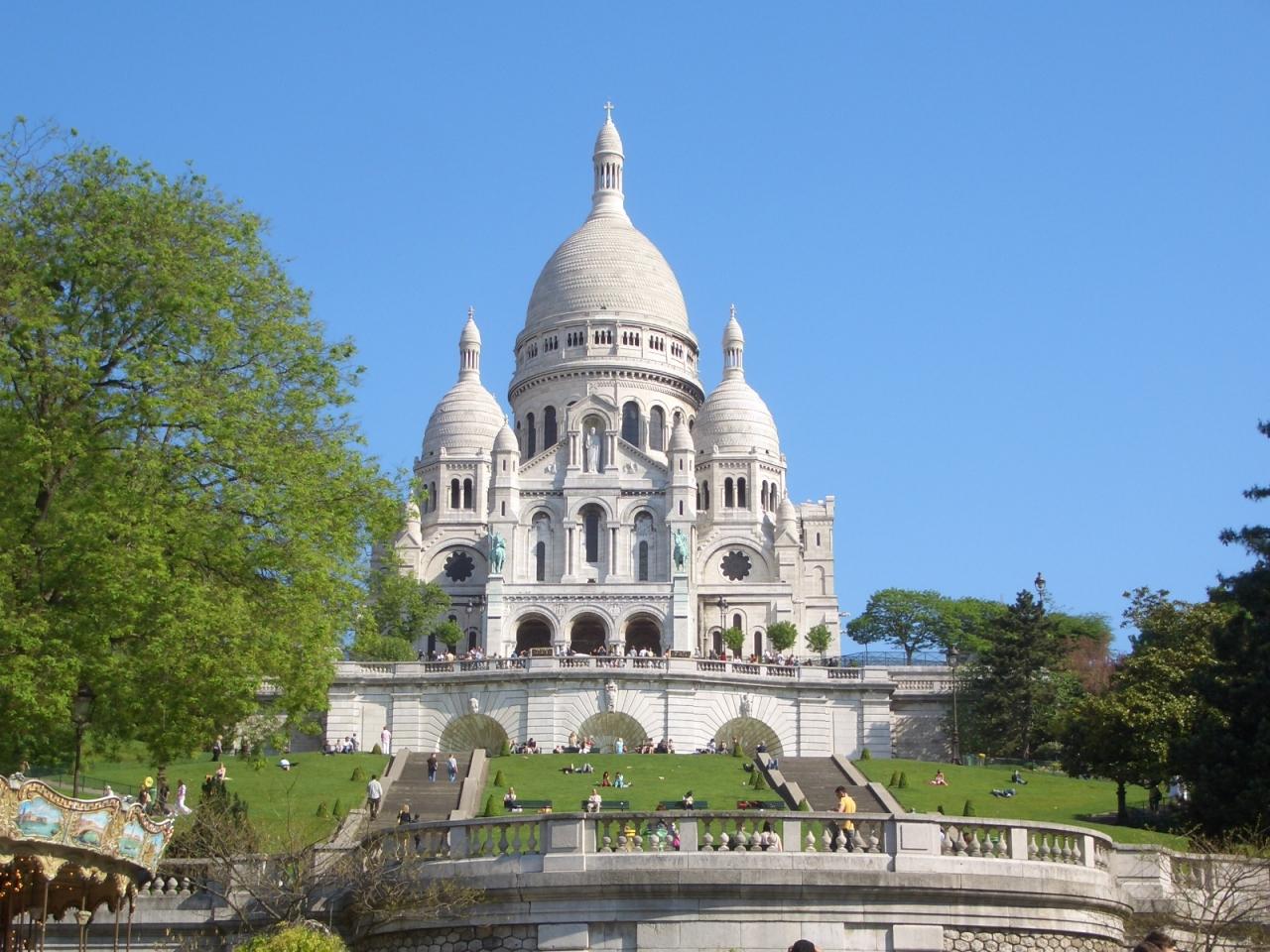 フランス ドライブとパリ美術館...