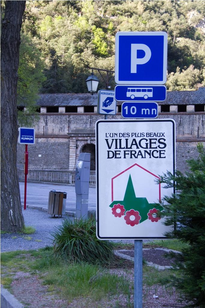 Villefranche-de-Conflent(ヴィ...