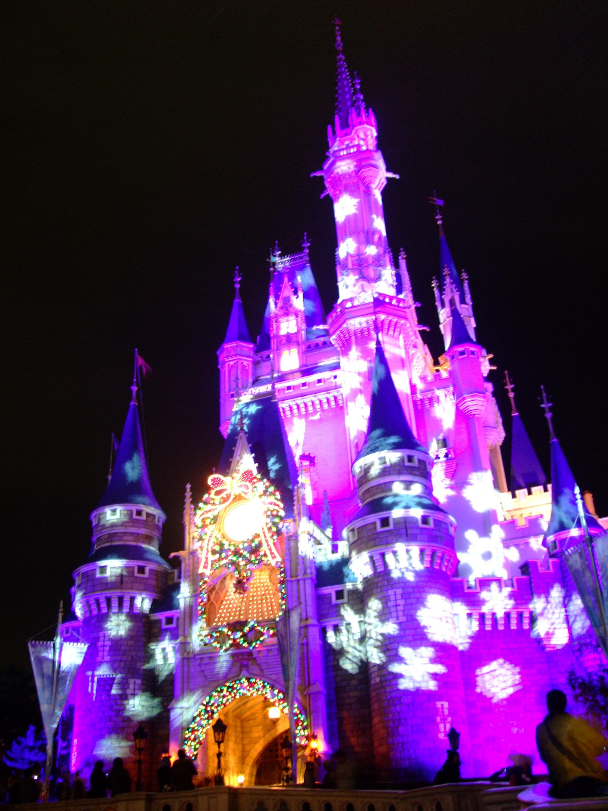 ディズニークリスマスファンタジー☆2010 今年もまずランドから