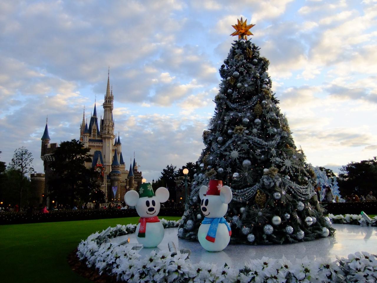 2010 tdrのクリスマス~ここで過ごす時間がクリスマスプレゼント(1