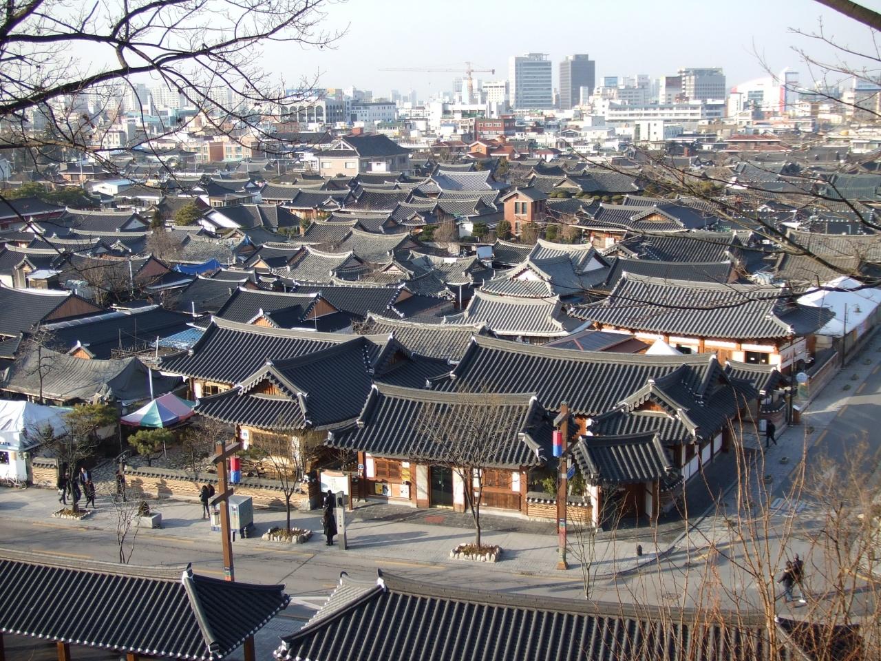 韓国・全州への小旅行』全州(韓...