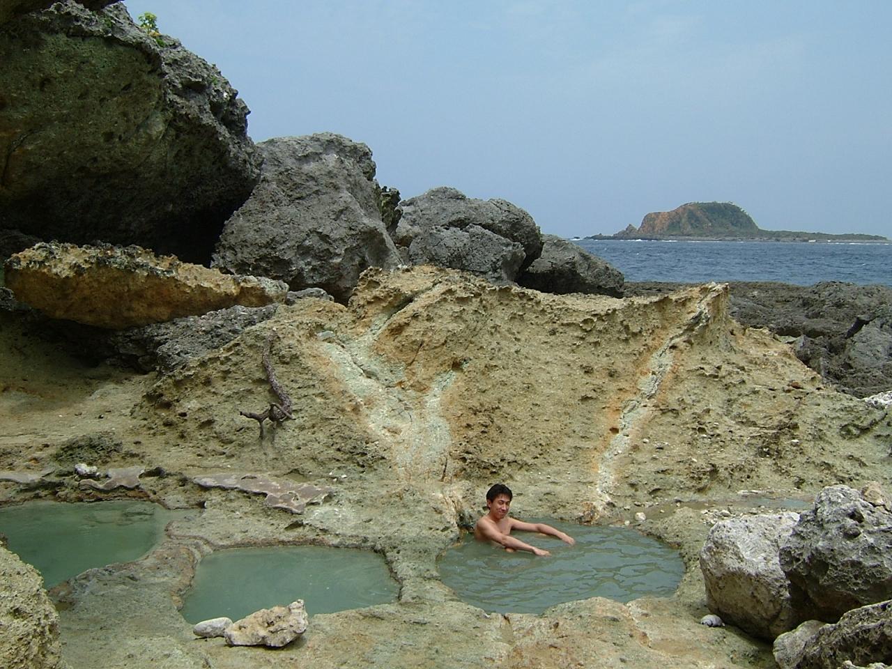 トカラ列島 GWを利用してトカラ列島の3島を周ってきました