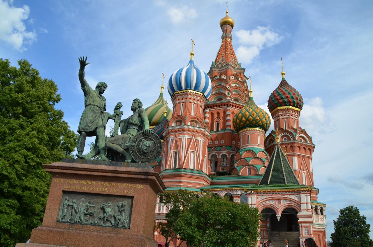 『ロシアの世界遺産No.3: モスクワのクレムリンと赤の広場周辺 ...