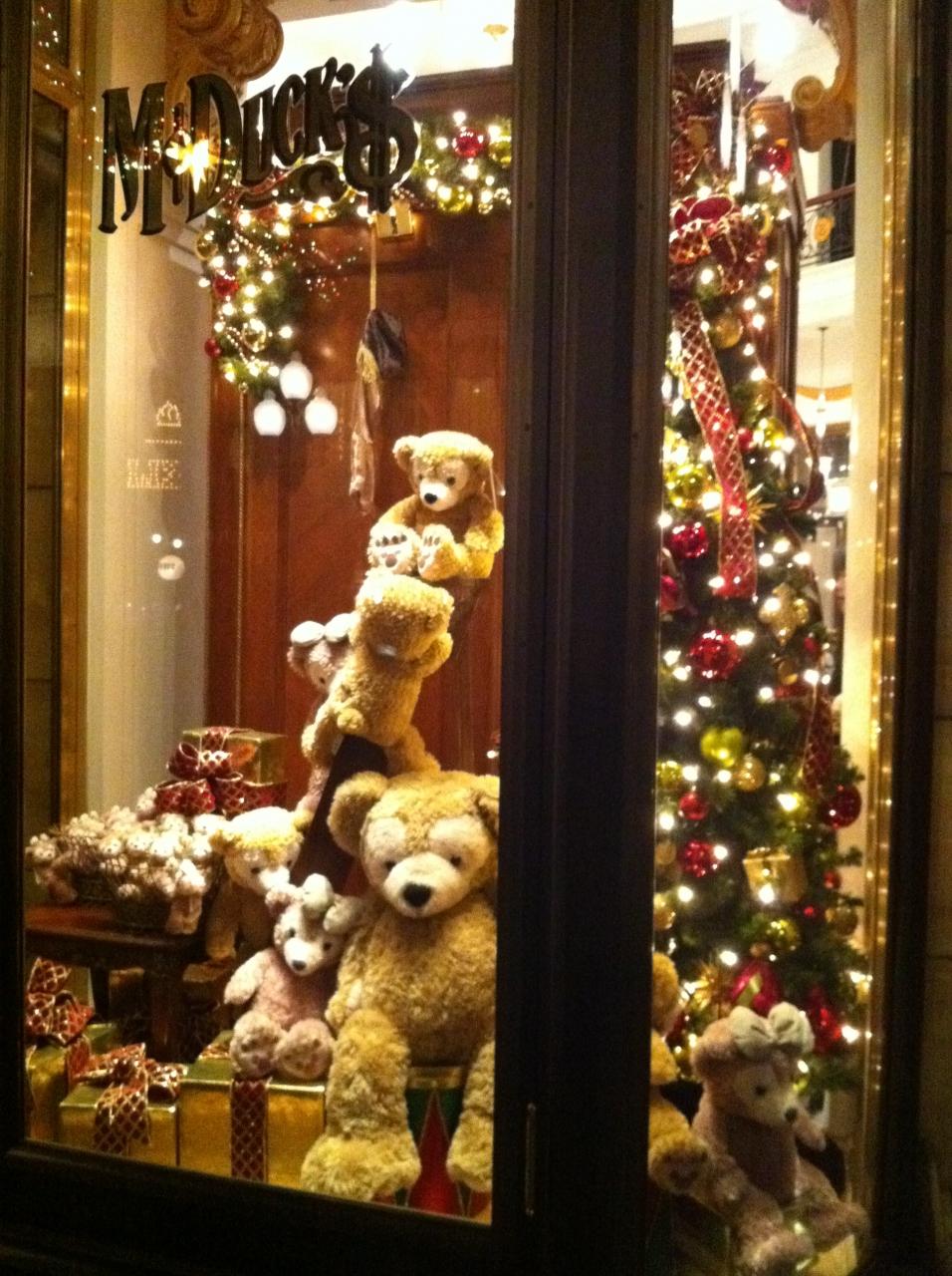 初めてのクリスマスシーズンinディズニーシー』東京ディズニーリゾート
