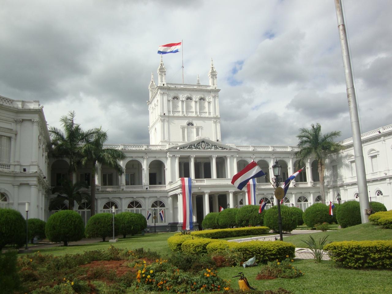 パラグアイの首都アスンシオンを...